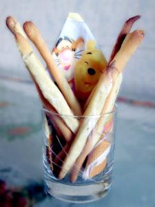 Гриссини или хлебные палочки