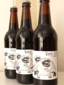 Пиво Yety